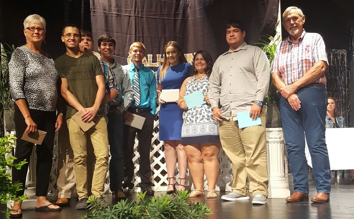 Seadrift Texas Scholarships